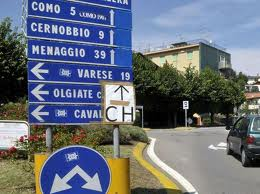 Massimo Meneghin cartelli stradali