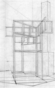 Massimo Meneghin disegno a matita