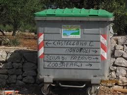 Massimo Meneghin eliminare i cartelli stradali
