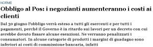Massimo Meneghin burocrazia il danno