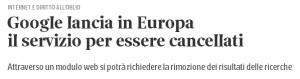 Massimo Meneghin invisibilità in rete