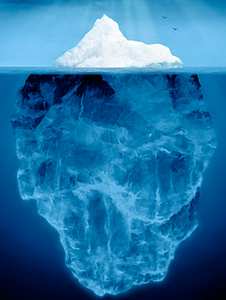Massimo Meneghin aumento temperatura e scioglimento ghiacci