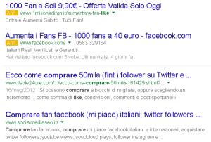 Massimo Meneghin comperare un like
