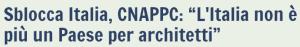 Massimo Meneghin architetti di oggi e pensionati di domani