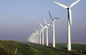 Massimo Meneghin recupero di elettricità dal vento