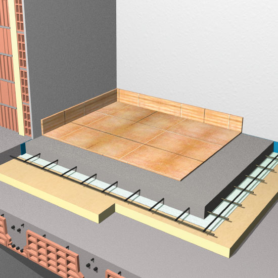 isolamento termico terrazzo - 28 images - emejing isolamento ...
