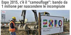 Massimo Meneghin proporre il camouflage