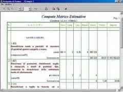 Computo metrico archivi massimo meneghin architetto for Computo metrico estimativo excel