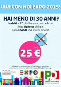 Massimo Meneghin tutti all'expo 2015 1