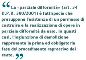 Massimo Meneghin edificio legittimo e non