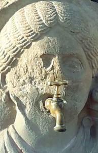 Massimo Meneghin fontane e rubinetti 2