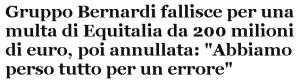 Massimo Meneghin burocrazia la follia