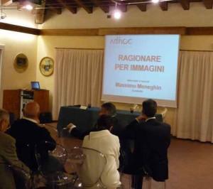 Massimo Meneghin presentazione asolo golf club