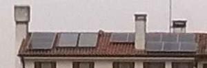 Massimo Meneghin pannelli solari installati a caso