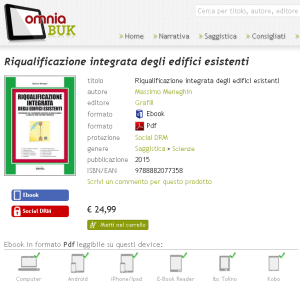 Massimo Meneghin versione e-book