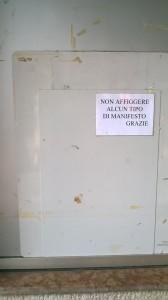 Massimo Meneghin affissioni incoerenti