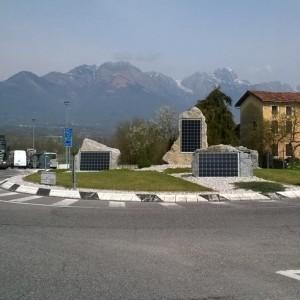 Massimo Meneghin fare o mostrare il fotovoltaico