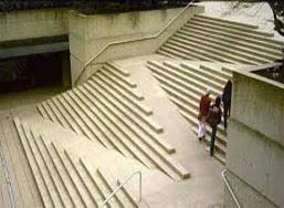 I dislivelli sono barriere architettoniche