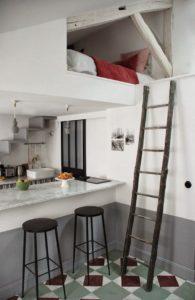 scale impossibili, vere e proprie barriere architettonche