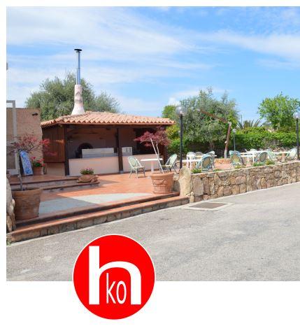 Gradino al ristorante, barriera architettonica!