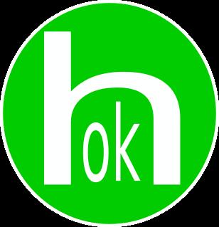 logo del progetto H-ok