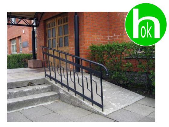 scale e rampa consentono a tutti l'accesso